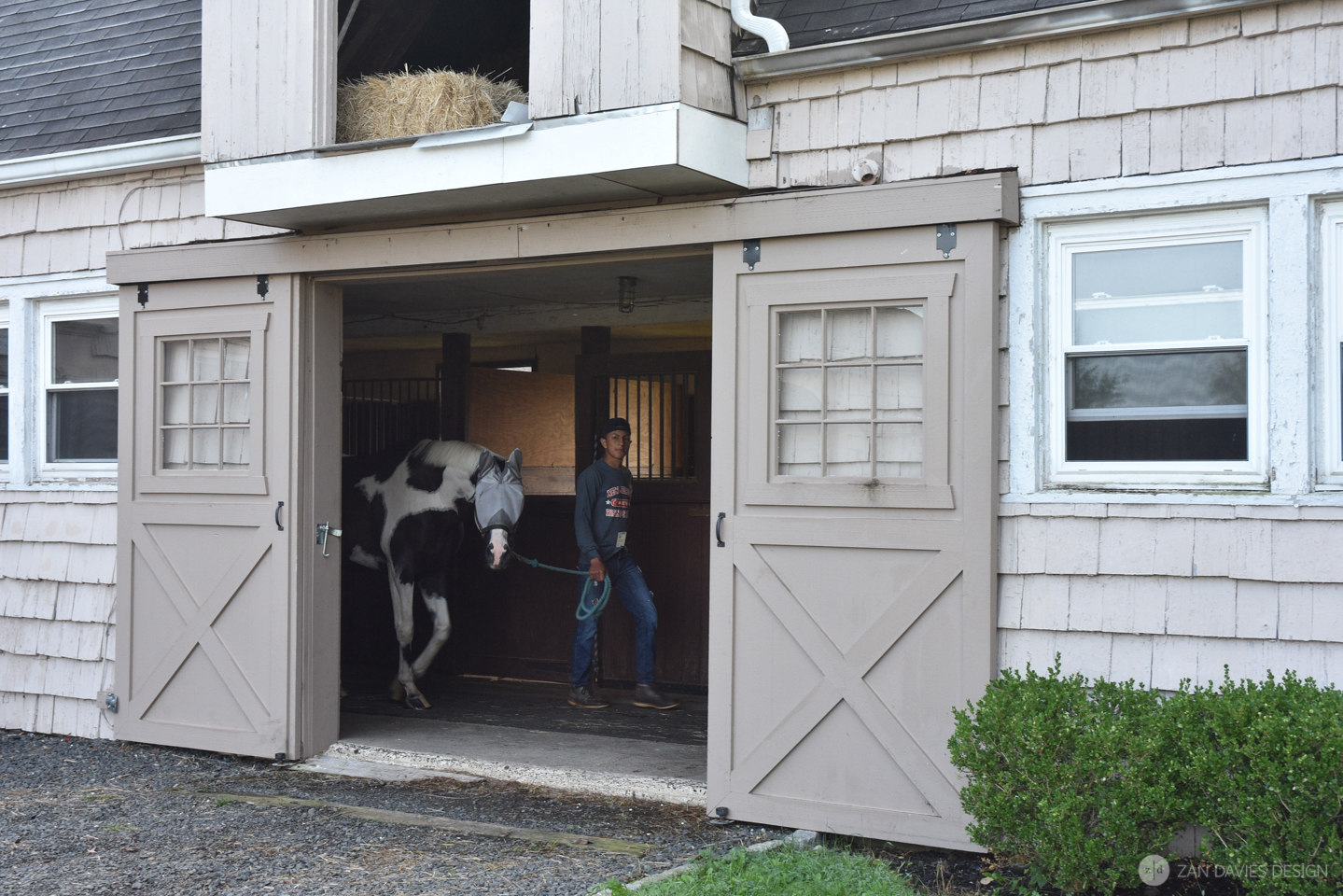 barn back door